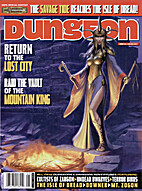 Dungeon Magazine No. 142 by James Jacobs
