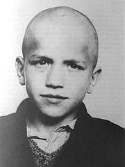Author photo. Ernst Lossa (April 1942)