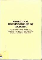 Aboriginal housing board of Victoria-…