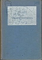 ESSAYS AND SHORT STORIES by E. F. Kingston
