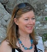Author photo. Berenice Aguilera