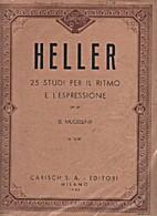 25 Klavier-Etüden Opus 47 by Stephen Heller