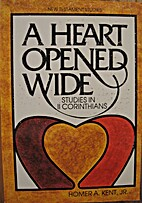 A Heart Opened Wide: Studies in 2…