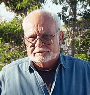 Author photo. Michael E. Moseley