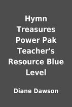 Hymn Treasures Power Pak Teacher's Resource…