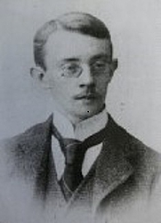 Author photo. Herbert Druitt (1876 – 1943)