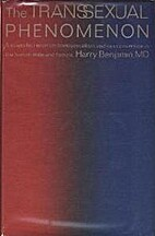 Transsexual Phenomenon by Harry Benjamin