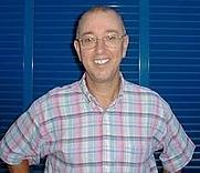 Author photo. Gaspar Jaén (by J. Campello, 2001)