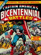 Marvel Treasury Special Featuring Captain…