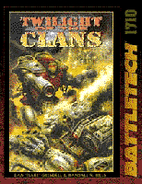 Twilight of the Clans (Battletech #1710) by…