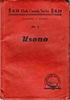 Usono by Alfred Kenngott