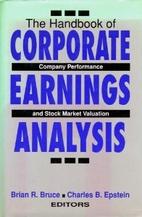 The Handbook of Corporate Earnings Analysis…