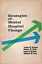Strategies of Mental Hospital Change by…