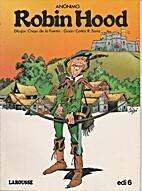 Robin Hood by Carlos R. Soria