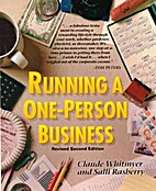 Running a One Person Business by Claude…