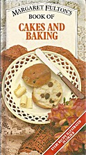 Cakes and baking by Margaret Fulton