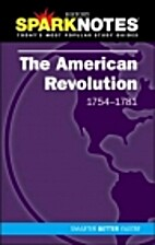 The American Revolution by SparkNotes…