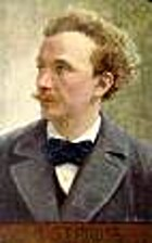 Richard Strauss by Paolo A. Rossini