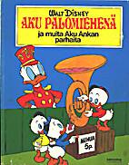 Aku palomiehenä by Carl Barks