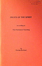 Fruits of the spirit according to New…
