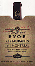 The 50 best BYOB Restaurants of Montreal by…