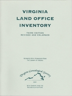 Virginia Land Office inventory by Daphne S.…