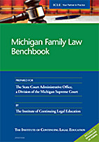 Michigan Family Law Benchbook April 2013…