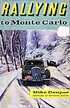 Rallying to Monte Carlo by Mike Couper