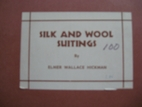 Silk and wool suitings [HIC-100] by Elmer…