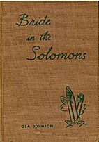 Bride in the Solomons by Osa Johnson