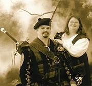 Author photo. Heather Poinsett Dunbar and Christopher Dunbar