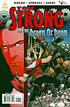 Tom Strong and the Robots of Doom # 1