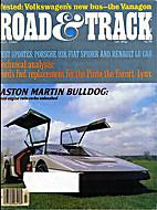 Road & Track 1980-07 (July 1980) Vol. 31 No.…