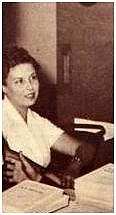 Author photo. Janine Montupet (1919-2012)
