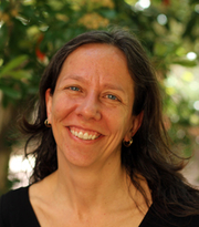 Author photo. From UNC Website