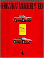 Ferrari Monterey 1994 by Antoine Prunet