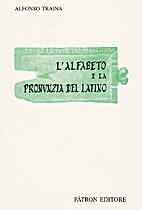 L' alfabeto e la pronunzia del latino by…