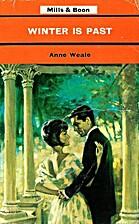 Winter is Past by Anne Weale