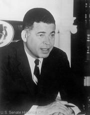 Author photo. U.S. Senate Website/Art & History