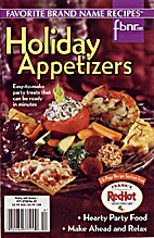 Holiday Appetizers by Louis Weber