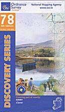 Discovery Map 78: Kerry (Irish Discovery…