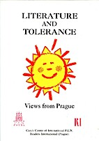 Literature and Tolerance: View from Prague…