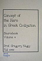 Concept of the Hero in Greek Civilization 4…