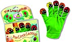 Five Little Ladybugs Hand / Finger Puppet