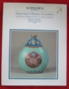 Sotheby's Important Chinese Ceramics Sold…