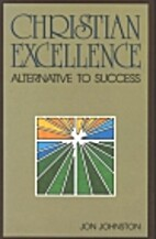 Christian excellence: Alternative to success…