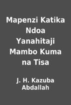 Mapenzi Katika Ndoa Yanahitaji Mambo Kuma na…
