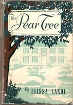 The pear tree, by Elissa Landi
