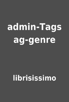 admin-Tags ag-genre by librisissimo