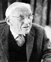 Author photo. Sir John Eric Sidney Thompson (1898-1975)